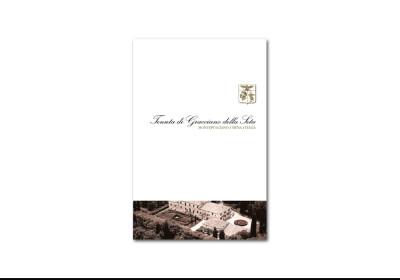 Gracciano della Seta - cover brochure