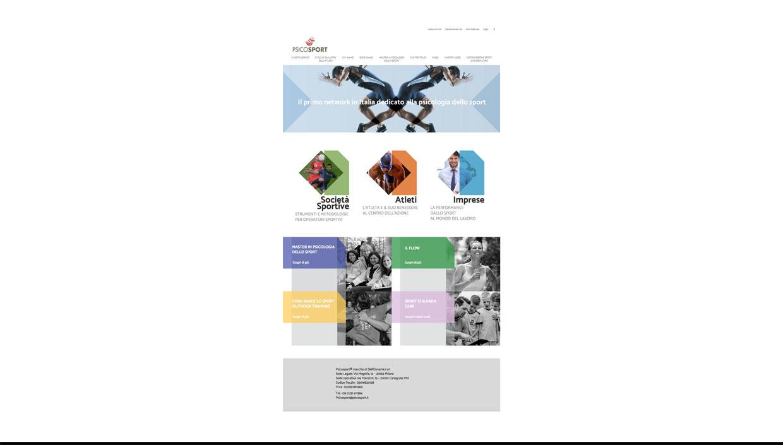 homepage psicosport