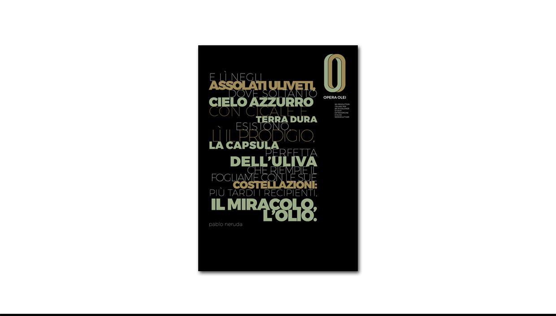 retro leaflet Opera Olei