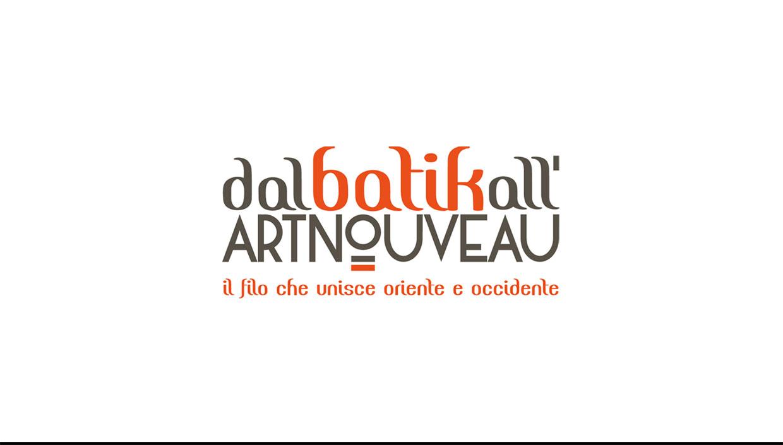 logo dal batik all art nouveau